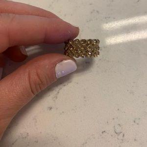 Banana Republic Gold Ring - Size 7